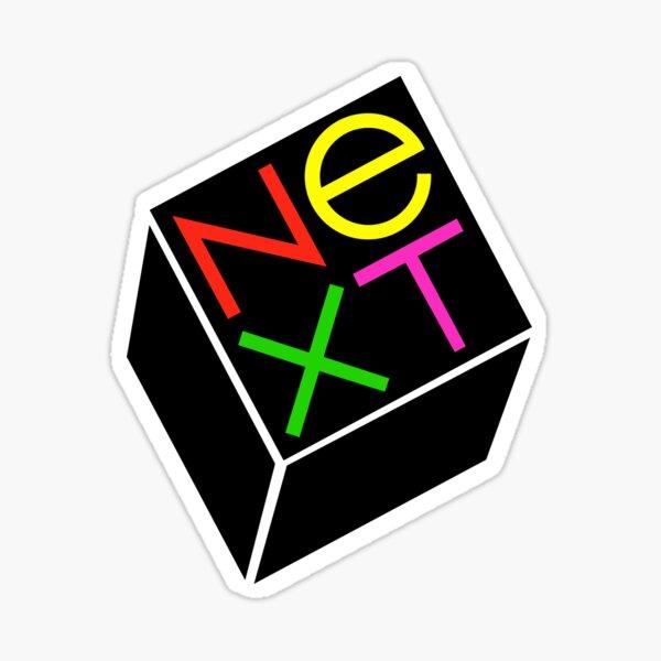 NeXT Computer Sticker