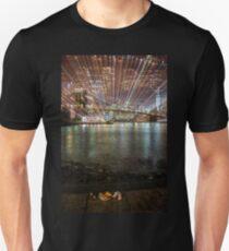 City Warp and Shoes Unisex T-Shirt