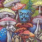 Drink Me by melaniedann