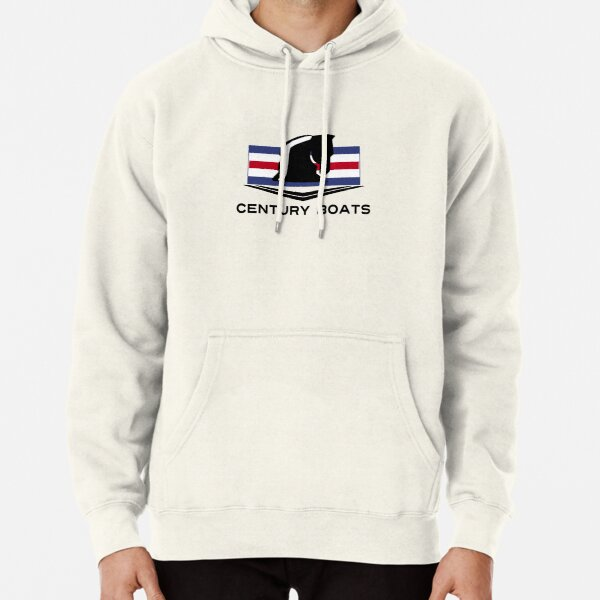 Century Boats Logo Pullover Hoodie