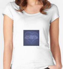 Mothers & Daughters Women's Fitted Scoop T-Shirt