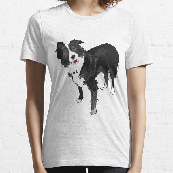 Border Collie Link  Essential T-Shirt