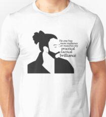 La Fayette Lyric Silhouette Unisex T-Shirt