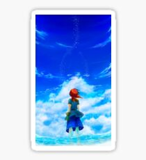 Chrono Cross: Skyward Sticker