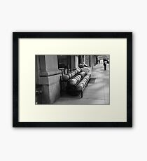 New York Street Photography 29 Framed Print