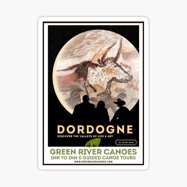 GRC 2017 Poster Dordogne Sticker