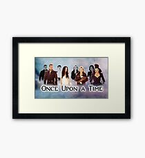 ONCE UPON A TIME 2017 Framed Print