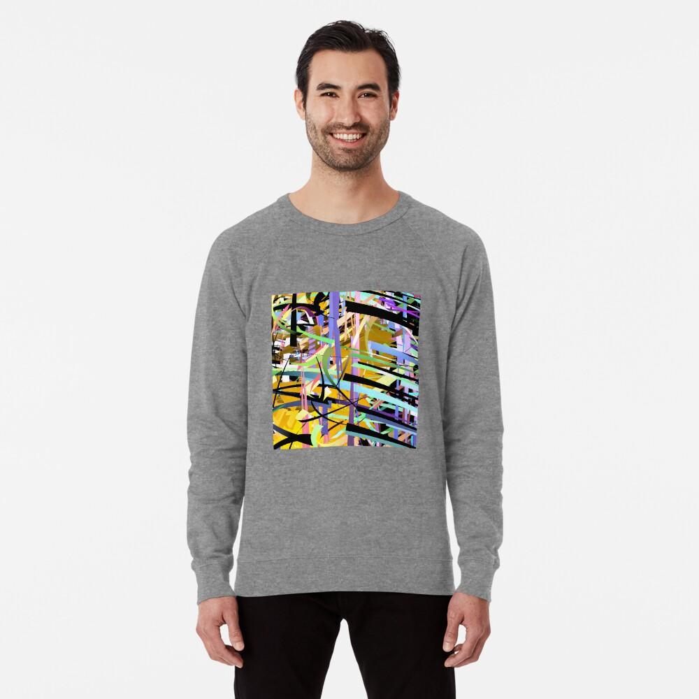 Shatter Frame Lightweight Sweatshirt