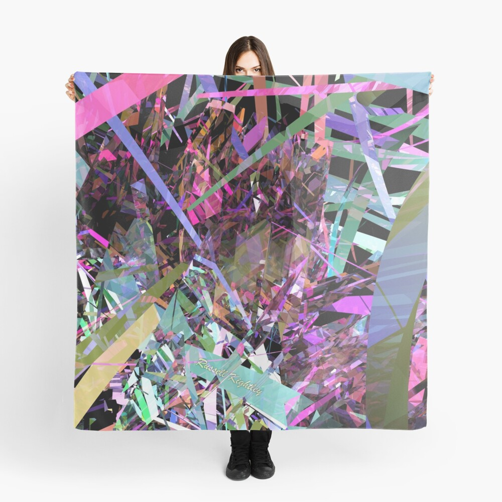 Shatter City Scarf