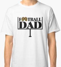 Football Dad Goal Post Classic T-Shirt