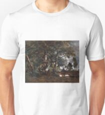 Forest of Fontainebleau - Théodore Rousseau - ca. 1850 T-Shirt