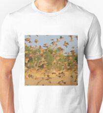 Quelea Wonder - Air Traffic Controller Nightmare T-Shirt