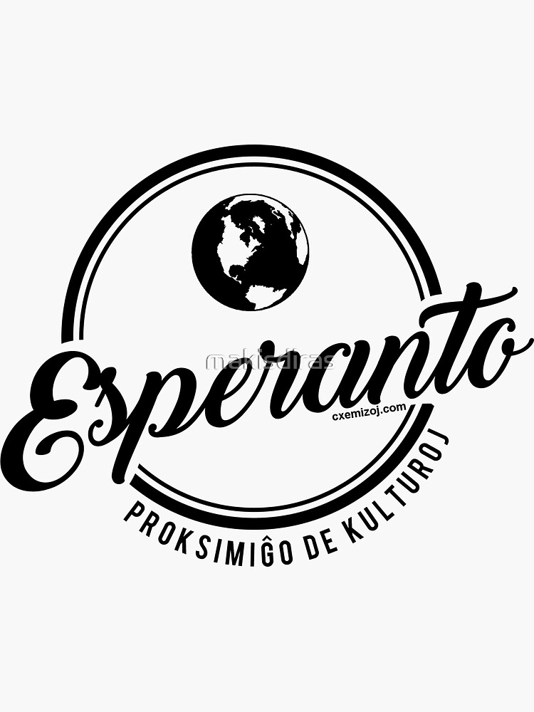 Esperanto - Proksimiĝo de Kulturoj by makisdiras