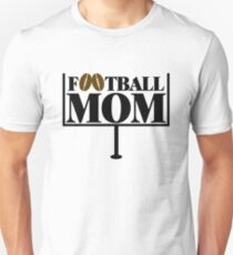 Football Mom Goal Post Unisex T-Shirt
