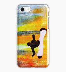 Capoeira love martial arts brazil iPhone Case/Skin