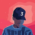 Chance the Rapper - Coloring Book with Background by HP Productions