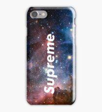 Supreme Galaxy iPhone Case/Skin