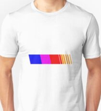 Frank Ocean Nascar Stripe T-Shirt