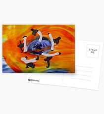 capoeira Postcards