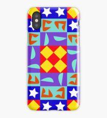 Modular pattern iPhone Case/Skin
