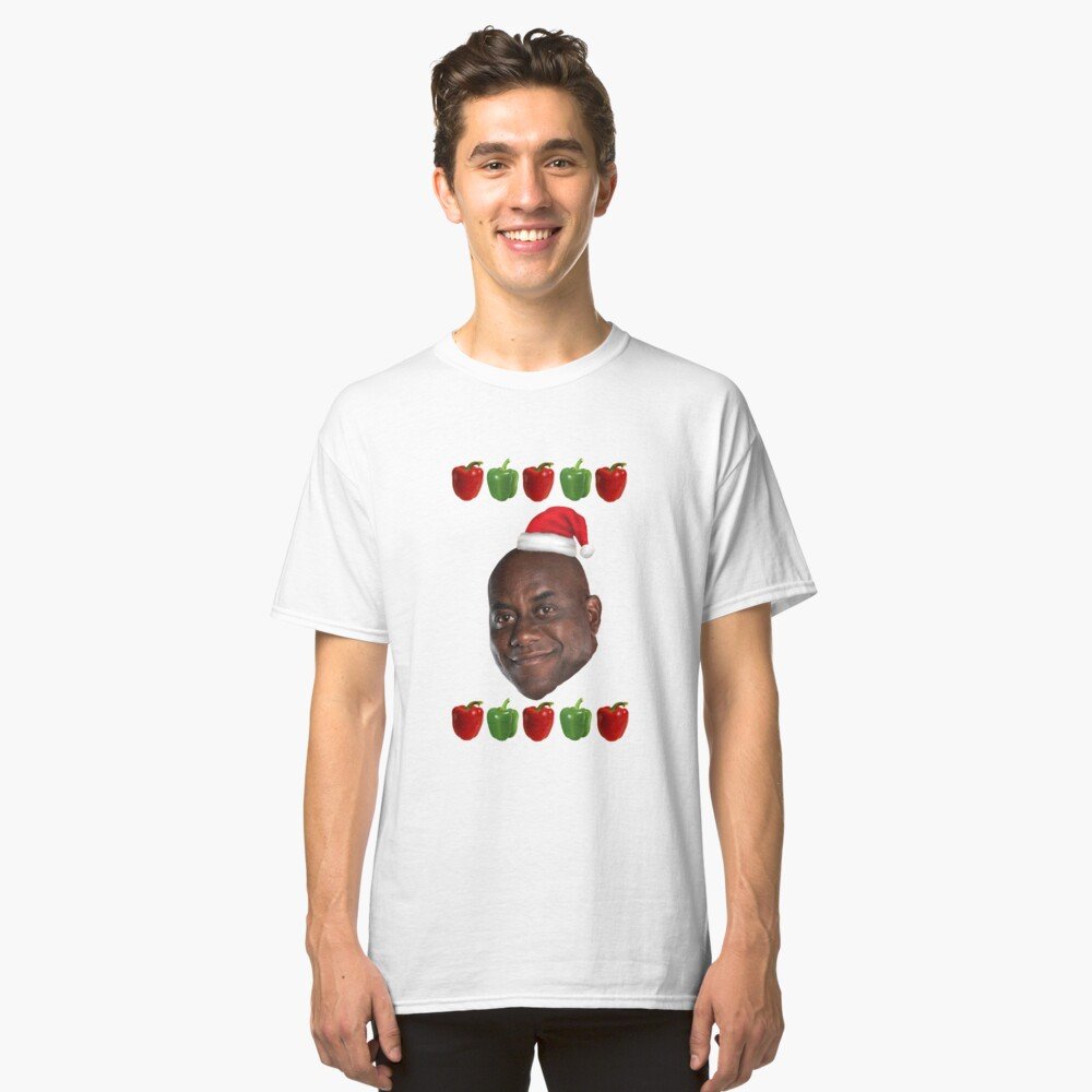 Christmas Jumper Classic T-Shirt Front