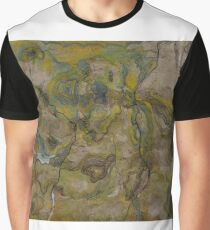 topographical map  Graphic T-Shirt