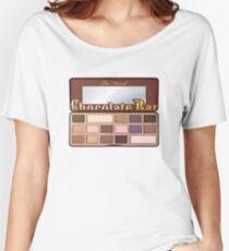 Too Faced Chocolate Bar Palette Women's Relaxed Fit T-Shirt