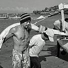 Senggigi Boat Puller by V1mage