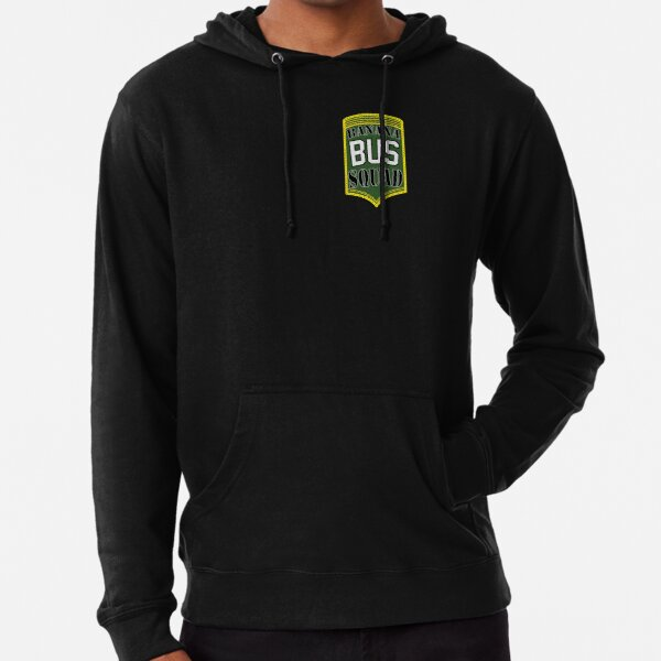 Banana Bus Squad - Military Style Lightweight Hoodie