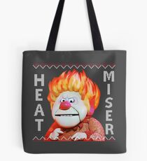 Heat Miser Ugly Sweater Tote Bag