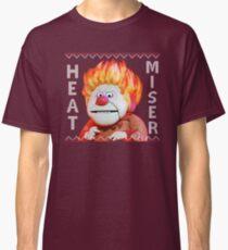 Heat Miser Ugly Sweater Classic T-Shirt