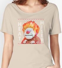 Heat Miser Ugly Sweater Women's Relaxed Fit T-Shirt