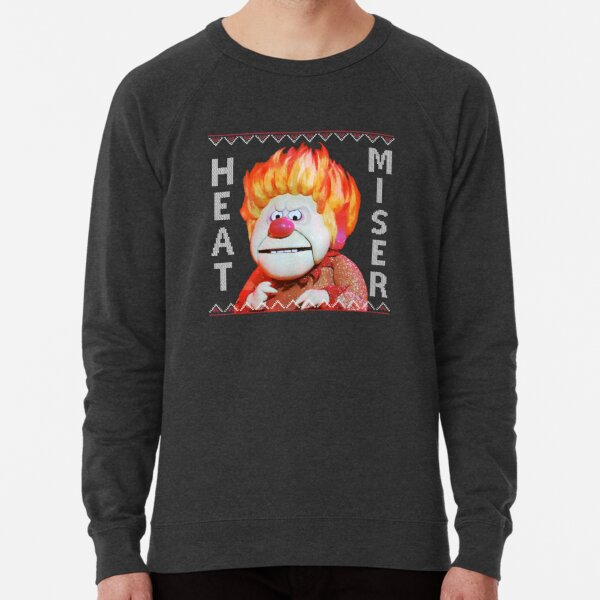 Heat Miser Ugly Sweater Lightweight Sweatshirt