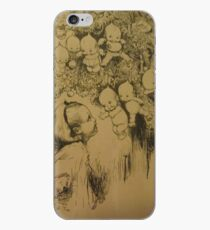 Kewpies Playing in the Tree iPhone Case