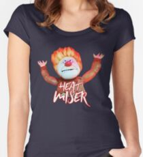 Heat Miser Women's Fitted Scoop T-Shirt