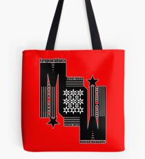 March of War Tote Bag