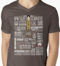 The Wise Words of Dwight Schrute (Dark Tee) T-Shirt