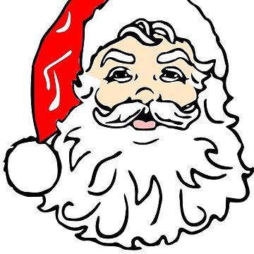 Santa by James57025