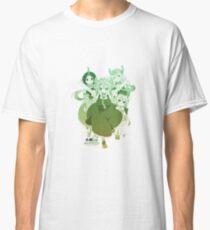 Kobayashi's Maid Dragon - Gradient Classic T-Shirt