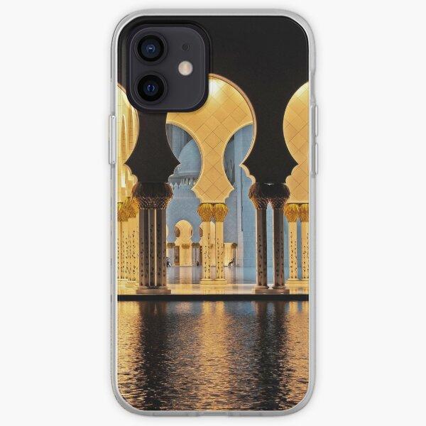 Zayed Grand Mosque iPhone Soft Case