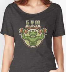 Gym Henson Women's Relaxed Fit T-Shirt