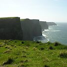The Cliffs of Moher No. 1 by KaytLudi
