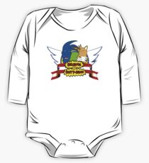 Sonic and Tales - Beavis and Butt-Head One Piece - Long Sleeve