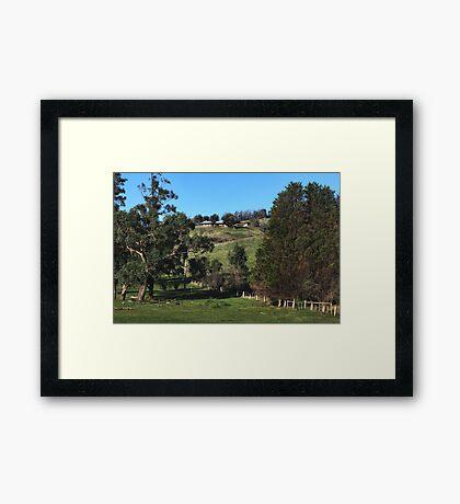 Kinglake - Melbourne Framed Print