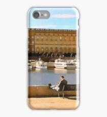 Stockholm iPhone Case/Skin