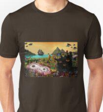 The Charcoal Castle Unisex T-Shirt