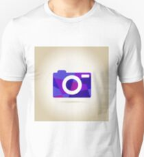 Abstraction the camera T-Shirt