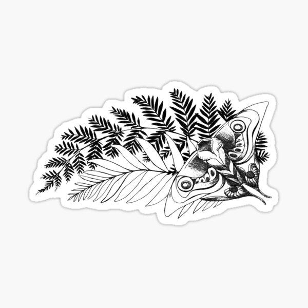 The Last of Us Part 2 - Ellie Tattoo Sticker