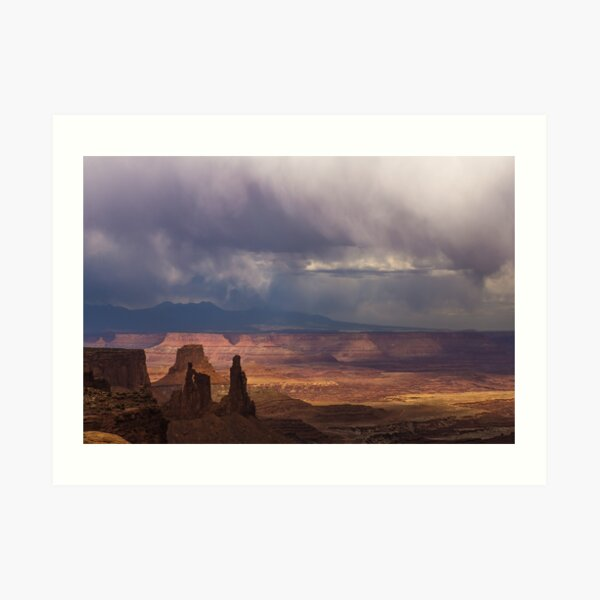 Canyonlands National Park -  Utah Art Print