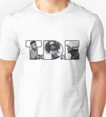 TDE Ab-Soul, Kendrick Lamar, Schüler Q Slim Fit T-Shirt
